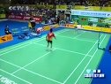 羽毛球比赛 林丹VS鲍春来