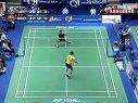 2006年羽毛球世界锦标赛4强赛男单鲍春来VS李崇伟(3)