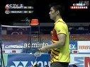 2006年羽毛球世界锦标赛4强赛男双蔡赟傅海峰VS艾文鲁鲁克(2)