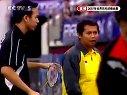 2007年世界羽毛球锦标赛男双决赛马基斯亨德拉VS郑在成李龙大(1)