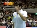 2006年汤姆斯杯羽毛球赛男单4分之1决赛盖德VS阿南德