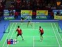 2007年全英羽毛球公开赛混双郑波高凌VS罗伯森艾姆斯