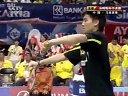 2008年羽毛球汤姆斯杯半决赛中国队险胜大马