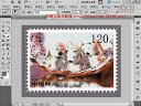 [PS]Photoshop cs5教程35 制作邮票