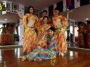 娜媚舞韵业余班印度风格肚皮舞--美娜