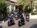 国外布尔Buell 摩托车集体出游视频