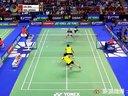 刘小龙邱子瀚vs鲍伊摩根森(2013法国羽毛球公开赛四分之一)