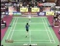 2007羽毛球印尼公开赛男单半决赛鲍春来VS陶菲克