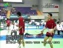2005年第十届全运会羽毛球赛男团邱波辉胡芝兰VS陈其遒傅海峰