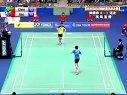 2009年亚洲羽毛球锦标赛男单决赛鲍春来VS谌龙