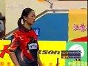 2004年全国羽毛球锦标赛女双决赛