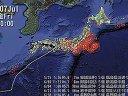 以40万倍的速度回顾日本大地震!
