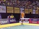 2012马来西亚羽毛球超级赛 男单半决赛 谌龙VS李宗伟