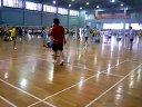 2012年MGC第六届羽毛球联赛  5 四强赛  机械二课对板金课 1