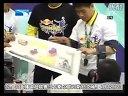 城市羽毛球赛晋级选手探班青岛亚锦赛