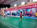 德州羽毛球视频肖琨代明2-2012-7-8