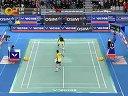 2012 韩国羽毛球超级赛 李宗伟VS林丹(自制HL)