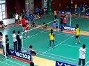 西科大高新羽毛球联赛