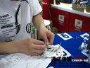 通成信德 超频三蝴蝶全平台cpu散热器测评 天津赛博实体店现场安装 极佳性能表现