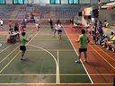 赣州泰迪羽毛球俱乐部来访混双比赛