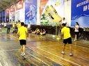 2012索牌羽毛球比赛视频  徐繁黄涛 VS 陈丞何羽 13:21 12 :21—运动天视频