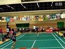 大學生羽毛球邀請賽選段 20120722 - 1