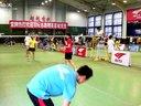 2012索牌羽毛球比赛视频代迪、董双双Vs黄睿、王璐子9:21、10:21---运动天