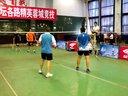 2012索牌羽毛球比赛视频李昊翚,周建明 VS 冉波,冉海军 21:3 21:5---运动天