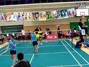 大學生羽毛球邀請賽選段 20120725 - 2