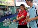 长春羽毛球午后时光群号:114060670五月第二期学员班教学中