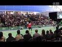 陶菲克在温哥华拍的羽毛球比赛