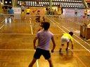羽毛球中秋比赛视频12