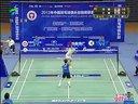 2012羽超联赛14决赛 邓旋 vs 王琳 羽毛球比赛现场直播