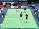 2012世界大学羽毛球锦标赛 男双 韩国VS中华台北
