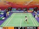 2012香港羽毛球公开赛女单资格赛 中华台北VS中国香港