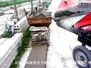 QQ457896237电动运料车电瓶运料车立桩机大棚立柱机猕猴桃架机水泥立柱机