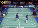 2012年丹麦羽毛球顶级超级赛男双复赛 鲍伊摩根森VS金基正金沙朗