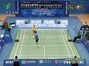 2012羽超联赛总决赛第二回合 杜鹏宇 vs 王睁茗