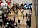 [拍客]圣诞节唐山万达广场惊现江南style快闪