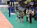 2012年俄罗斯杯女排赛半决赛(Moscow - Krasnodar)