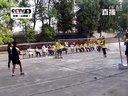 贵州电子职业技术学院2011年《展青春之羽,翔活力之巅》交流杯羽毛球比赛,男女混双总决赛