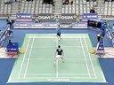 新浪微博@羽球南方淘宝店V 2013年韩国羽毛球公开赛四分之一 李宗伟vs 胡赟