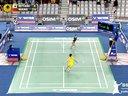 2013韩国羽毛球公开赛女单半决赛视频回放录像 王适娴VS三谷美菜津
