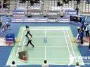 2013韩国羽毛球公开赛男单决赛视频回放录像 李宗伟VS杜鹏宇