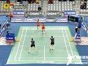 2013韩国羽毛球公开赛半决赛视频回放录像 于洋王晓理VS郑景银金荷娜