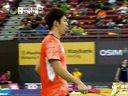 2013马来西亚羽毛球公开赛 李龙大高成炫VS桥本博且平田典靖 羽毛球知识教学网