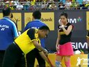 2013年马来西亚羽毛球公开赛混双决赛陈炳顺吴柳萤VS尼尔森彼得森超清视频