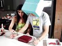 Minecraft Cake, Feast of Fiction Ep. 3