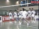 学打羽毛球视频教程第20集正手网前搓放球