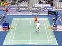 VS杜鹏宇 男单决赛 2013韩国羽毛球公开赛